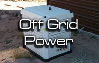 Off Grid Power and Generators